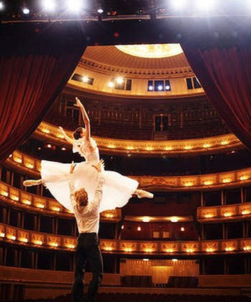 CULTURAL LEGACY: The Vienna Ballet.