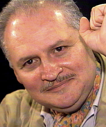 "Ilich Ramirez Sanchez, better known as ""Carlos the Jackal"", raises his fist as he appears in court in Paris in this file photon from 2000."
