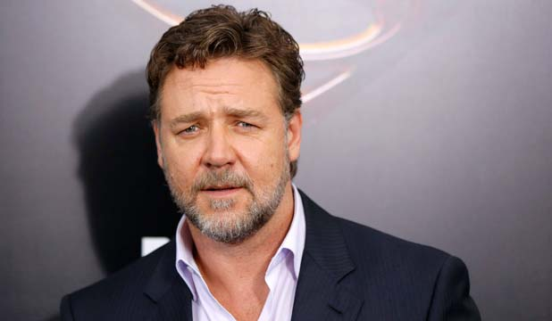 RUSSELL CROWE: 'It's a very complicated situation.'