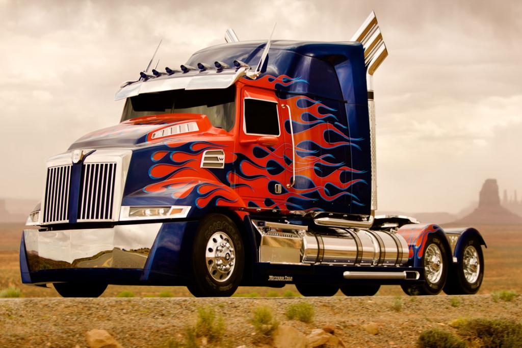 Transformers 4 vehicles