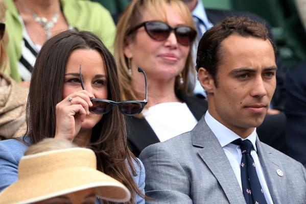 Pippa Middleton's Sunglasses Trick