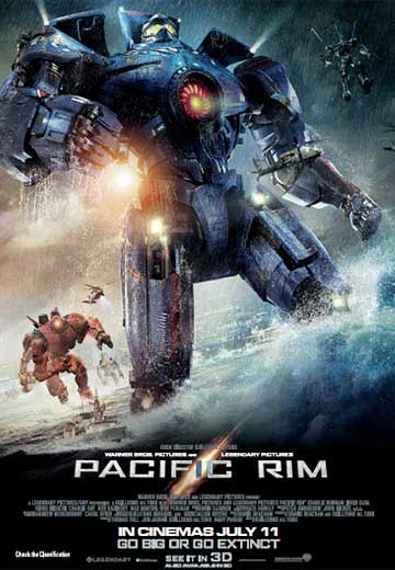 PACIFIC RIM in cinemas July 11