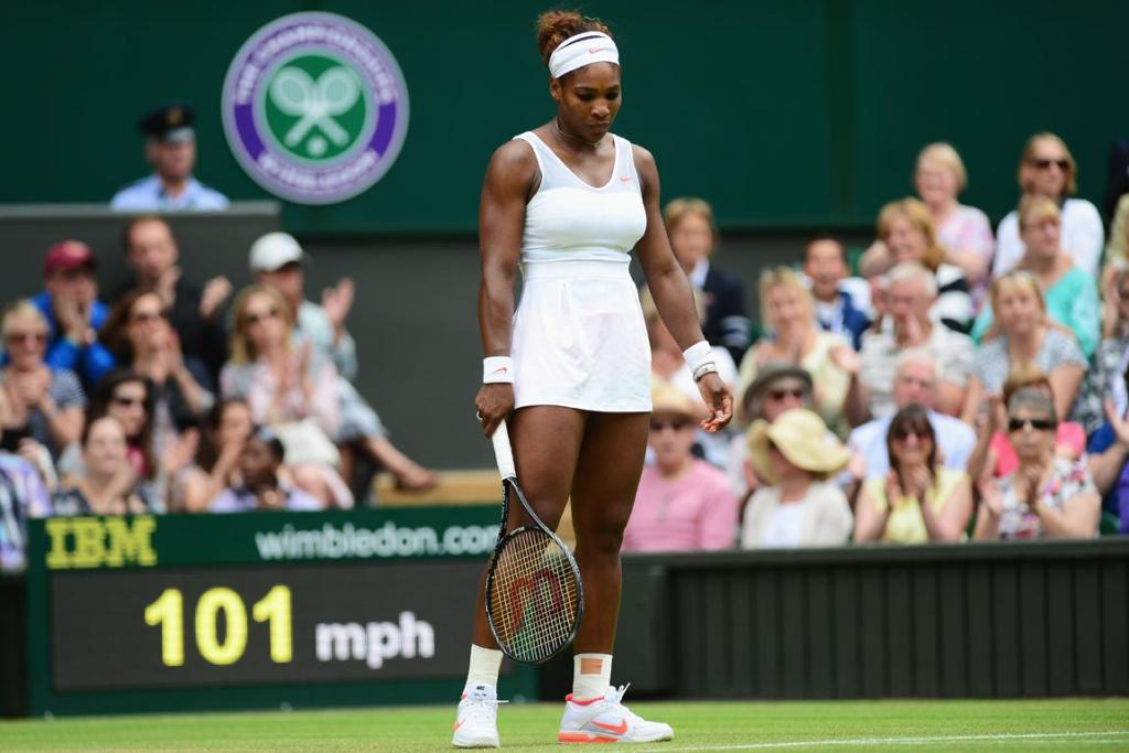 Hot favourite Serena Williams is the latest big name to go out of the 2013 Wimbledon championships.