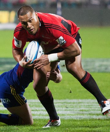 PLAYER OF THE WEEK: Robbie Fruean has to be applauded for the way he has dealt with his heart problems.