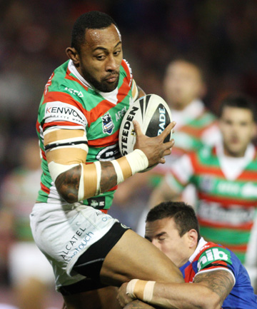 ON THE MOVE: Roy Asotasi has signed with the Warrington Wolves in England's Super League.