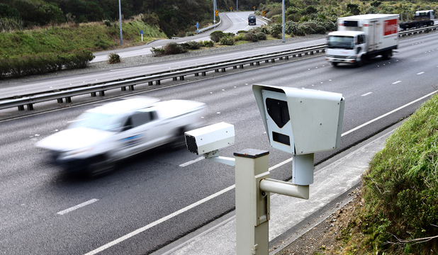 Image result for nz speed cameras