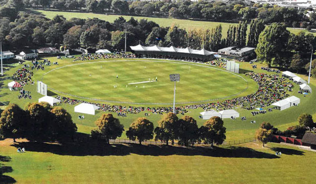 CRICKET FIGHT: A legal battle over Canterbury Cricket's controversial plans to develop Hagley Oval is in its final days.