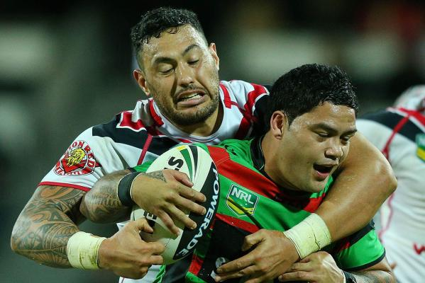 Rabbitohs v Warriors