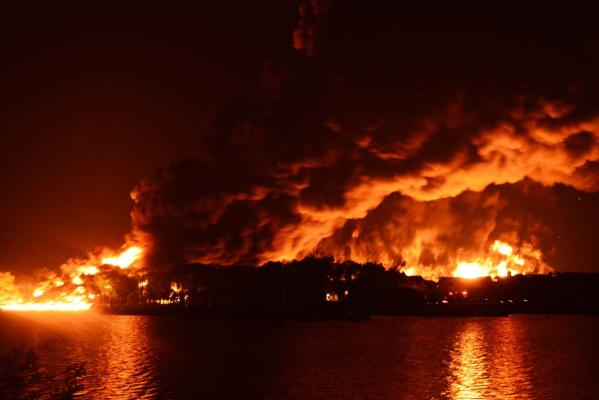 Lac-Megantic disaster