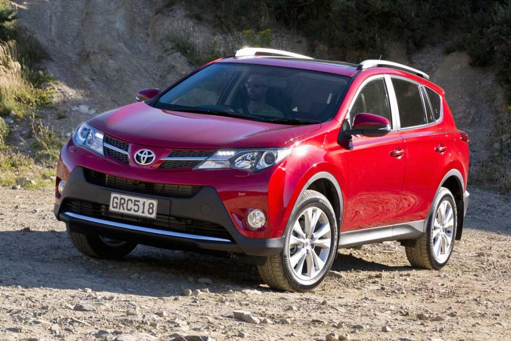is toyota s top rav4 worth 60 000 stuff co nz