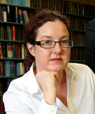 CROWN SOLICITOR: Mary-Jane Thomas