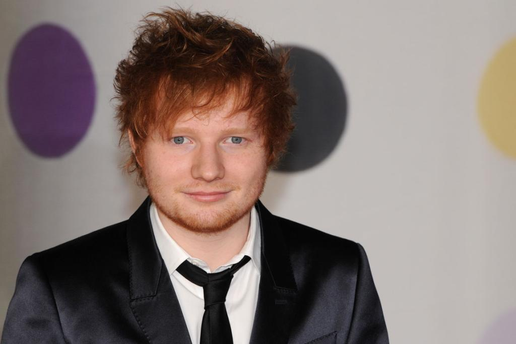 male singer with red hair at the 2015 grammys raising a resilient redhead stuff co nz