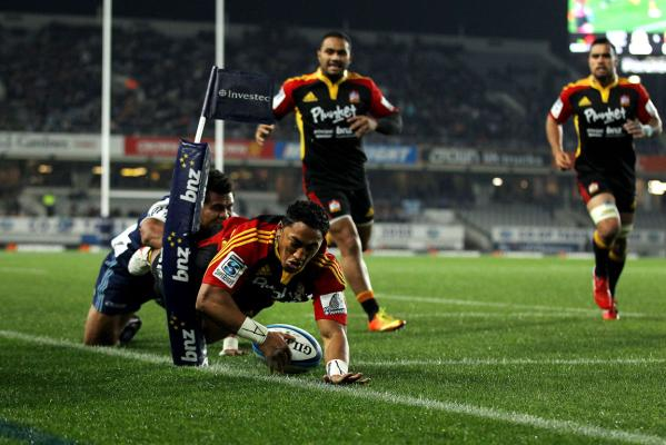 Chiefs v Blues