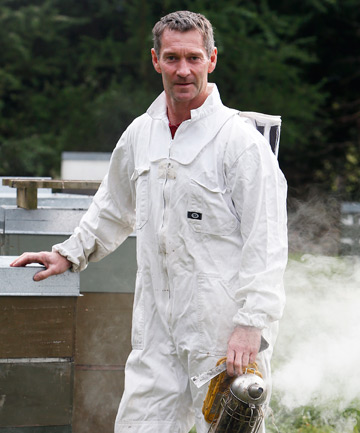 STEPPING UP: Nelson Beekeepers Association president Murray Elwood.
