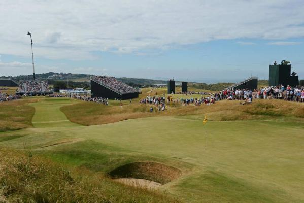 British Open at Muirfield