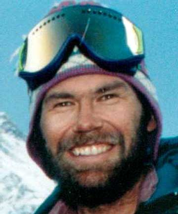 LEGACY: New Zealand mountain climber Rob Hall's ill-fated Mt Everest mission is being made into a movie