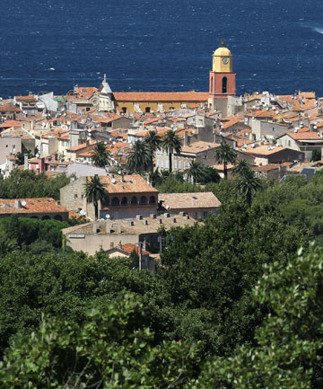 SAINT TROPEZ: The culture here really reveals itself in the evening.
