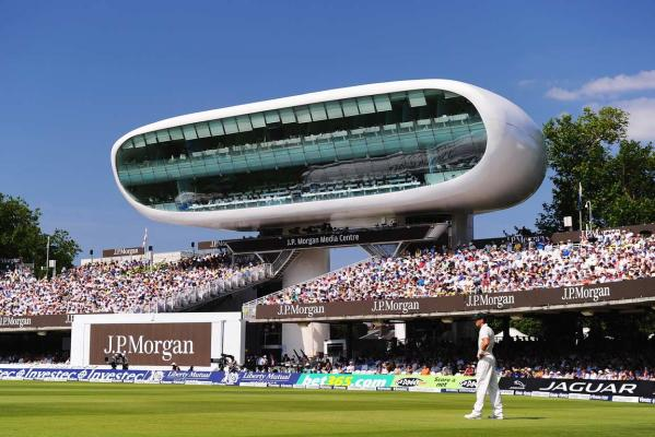 Lord's media centre
