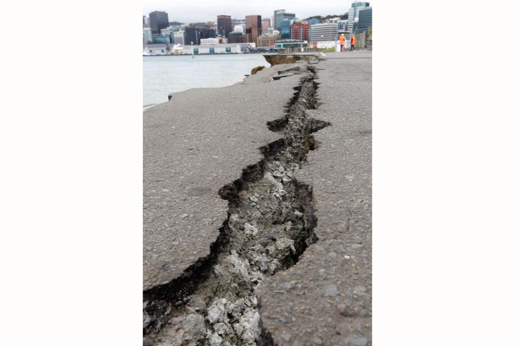 Wellington quake