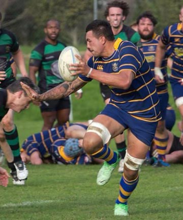 RUGBY TRAGEDY: A club rugby player has died in hospital after he collapsed following a game in Auckland.