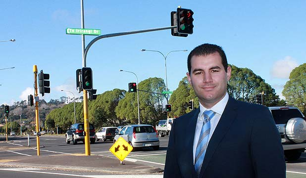 Botany MP Jami-Lee Ross