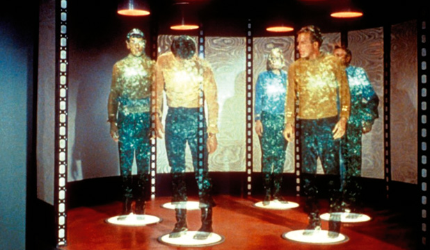 BEAM ME UP: Teleportation is real - even if only an atom has been transported so far.