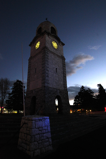 Seymour Clock Tower
