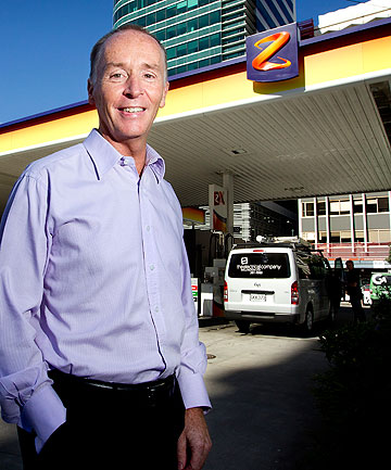 HIGH-ENERGY CAPITAL RAISING: Z Energy, which is led by chief executive Mike Bennetts, has launched a public offer.