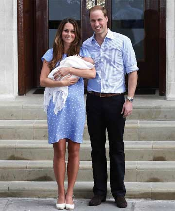 Princess Kate, George Alexander Louis, Prince William