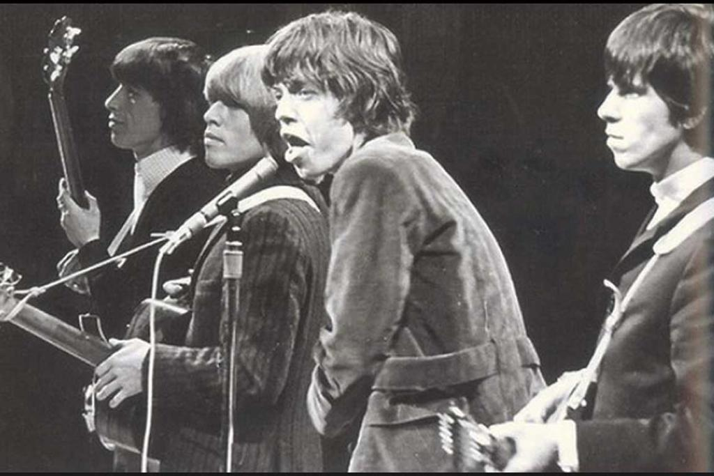 Rolling with the Stones by Bill Wyman with Richard Havers.