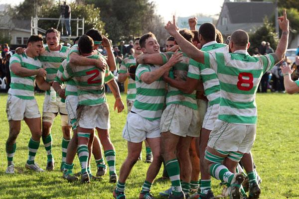 Hamilton Marist have made it a clean sweep.
