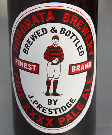 Jesse Prestidge set up a brewery in Hororata and produced his popular range of pale ale, strong ale and extra stout, under the label of Hororata in the 1880s.