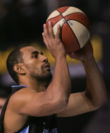 TALL BLACKS WIN: Same scoreline, different result for the Tall Blacks after they edged Cameroon.
