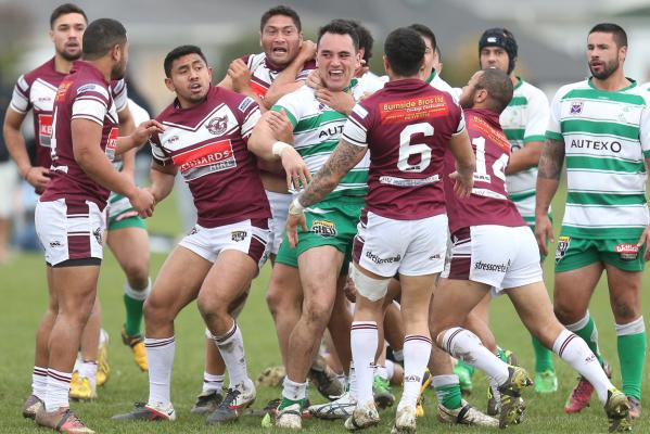 Papakura Sea Eagles Vs Pt Chev Pirates
