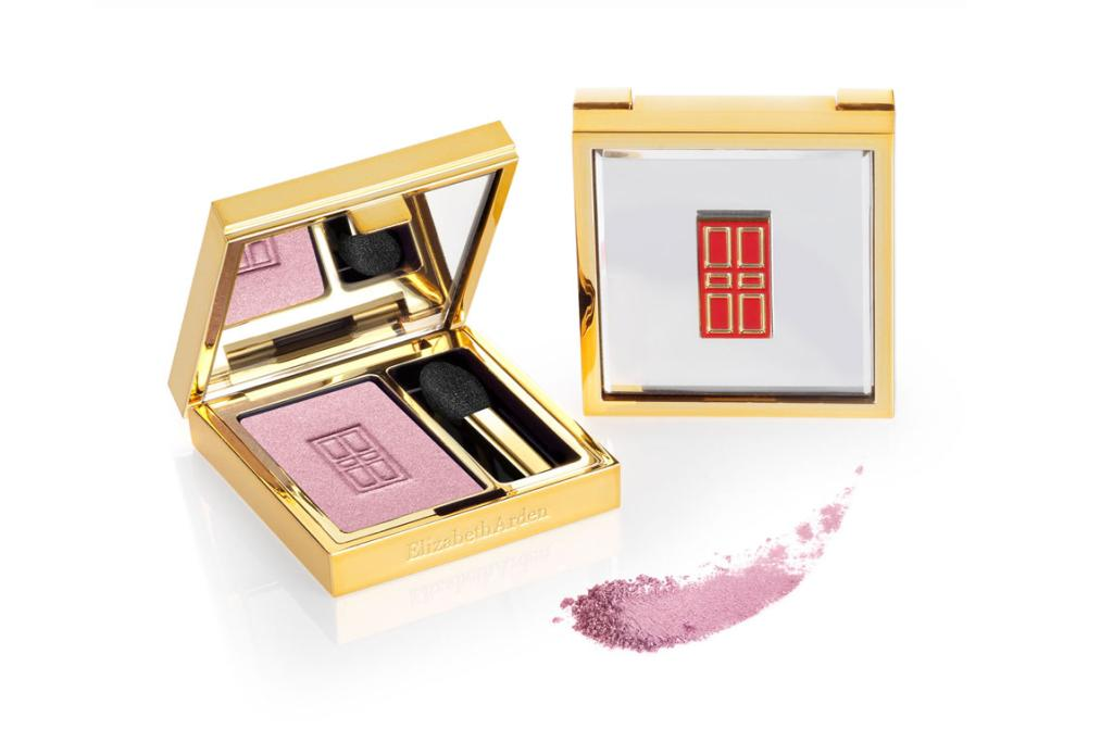 PRETTY PINKS: Elizabeth Arden Beautiful Color Eye Shadow in Iridescent Pink, $49.