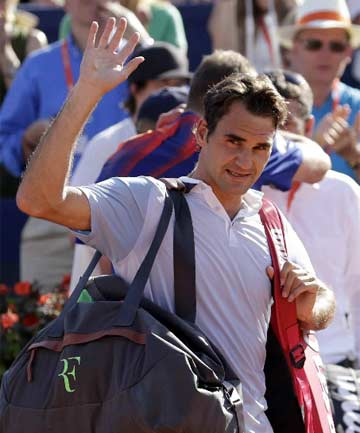 Federer pulls out of Rogers Cup in Montreal | Stuff co nz