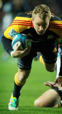 Chiefs v Brumbies