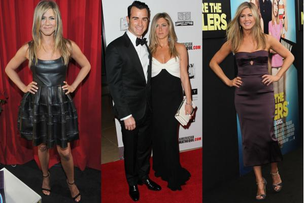 Jennifer Aniston: Red carpet rewind