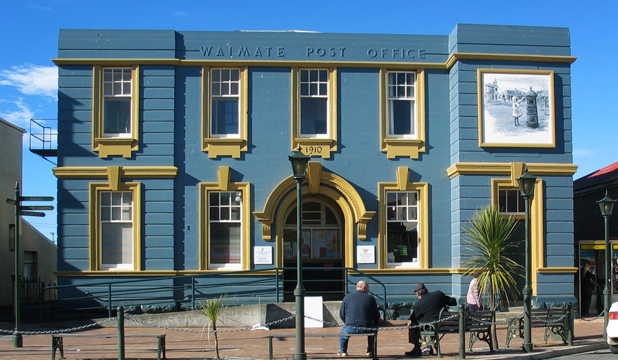 waimate post office