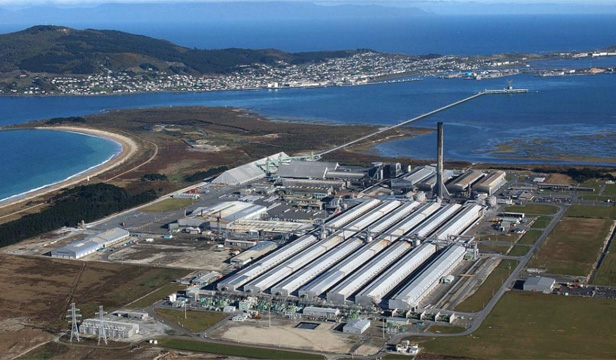 TIWAI PT: The Government will pay $30 million to foreign giant Rio Tinto to keep the smelter open.
