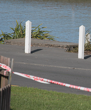 Body found in Woolston