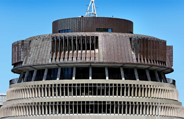 beehive parliament