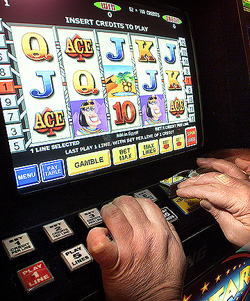 ADDICTIVE: Associate professor Peter Adams says New Zealanders had an innocuous relationship with gambling until pokie machines were introduced in the 1990s.