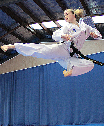 Taekwondo how old to start dating