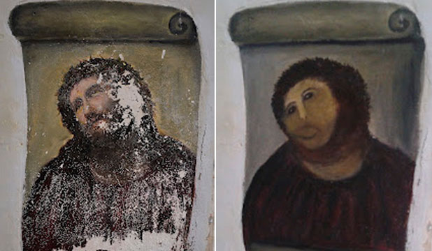 Botched Jesus