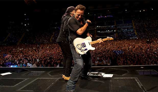 THE BOSS RETURNS: Bruce Springsteen and the E Street Band will play their first NZ show in more than a decade next year.