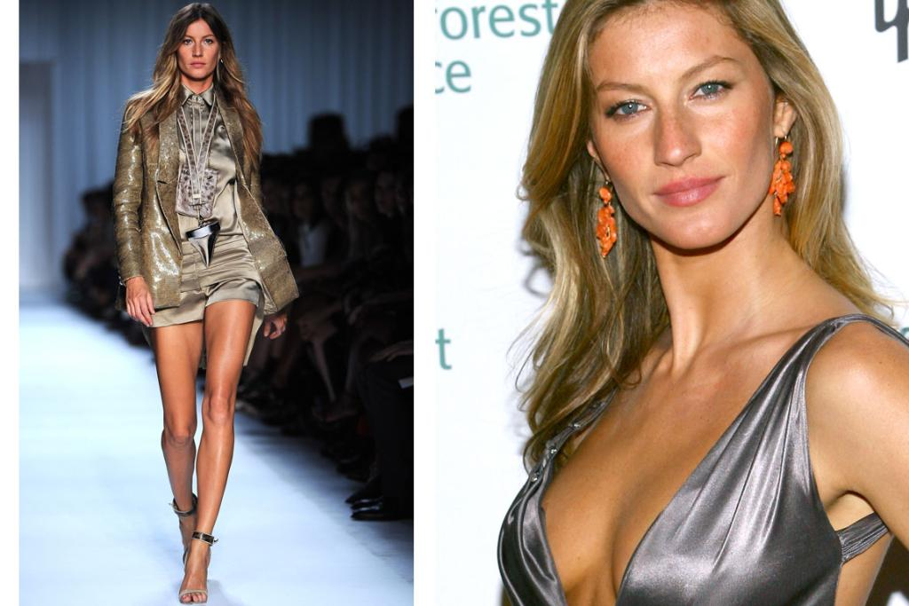 No. 1: Gisele Bundchen with NZ $52 million - The 32-year-old supermodel is at the top for the seventh year in a row. The true businesswoman recently replaced Beyonce as the face of H&M (cha ching!) and beat out Rihanna for a Chanel deal. Oh, and she also became a new mum. Her biggest moneymaker, however, remains her lingerie and accessories lines and her globally-hyped Ipanema flip-flops - and they're why she's double digits ahead of the rest.