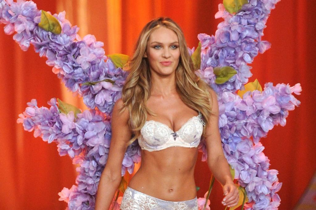 No. 9: Candice Swanepoel with NZ $4.1 million - The blonde South African was discovered at 15 and is one of the most prolific Victoria's Secret angels when it comes to lingerie-clad appearances and sultry Instagram selfies.