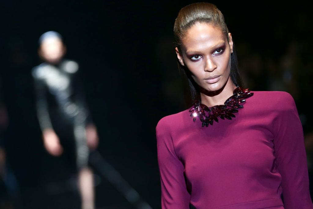 No. 8: Joan Smalls with NZ $4.5 million - Puerto Rican Forbes list newcomer is Estee Lauder's first Latina ambassador and the most regular high-fashion runway model on this list. Her career began in 2010 when Givenchy picked her to walk for them, and it's only going up.