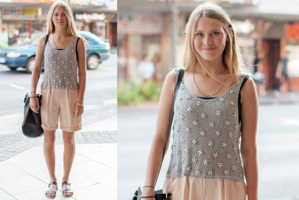 Street style August 22